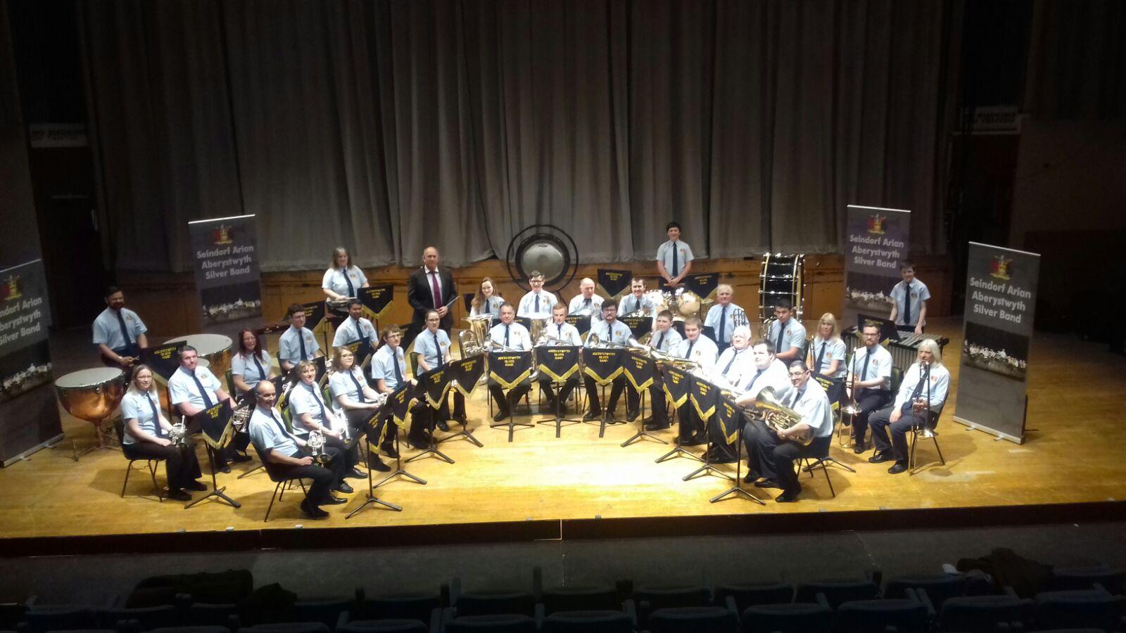 Aberystwyth Silver Band