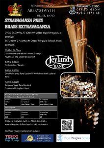 Brass Extravaganza @ Penglais School