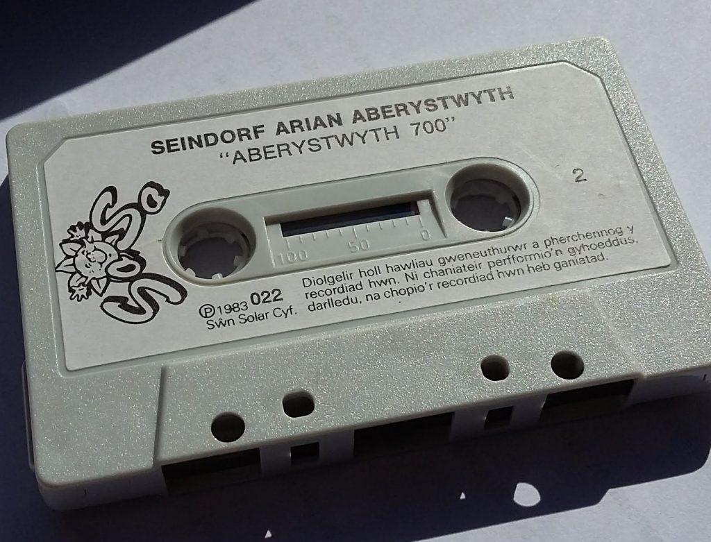 Aberystwyth 700 Cassette